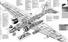 Martin RB-57F
