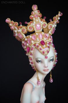 enchanted dolls naked | of Enchanted Doll™- a luxury toy label of exquisite, porcelain dolls ...