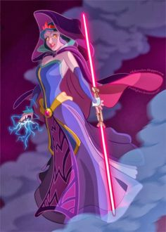 Sith Snow White  |  Disney Princess + Star Wars