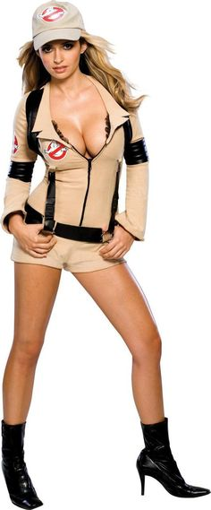 Ghostbusters Female Medium http://halloweencostumesupplystore.com/ghostbusters-female-medium/ #womenscostumes