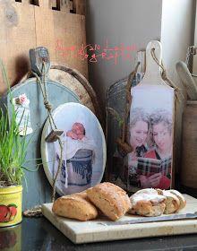 Makkie: Fleur in de keuken