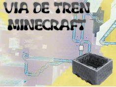 Tutorial via de tren Minecraft