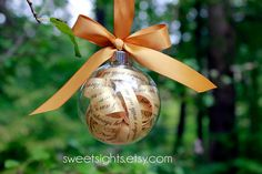 Custom Christmas Ornament First Christmas Ornament by SweetSights