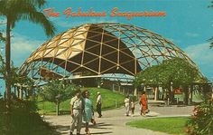 Miami Seaquarium Dome