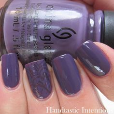 Handtastic Intentions: China Glaze All Aboard Collection Part II All Aboard