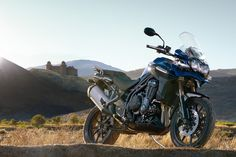 New Triumph Tiger Explorer. Want.
