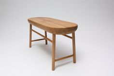 Bench. Scandinavian furniture. Design: Anne Brandhøj