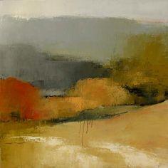 Irma Cerese - Contemporary Artist - Abstract Landscape - Poultney #2