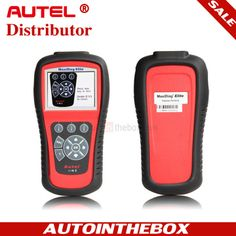 Original AUTEL MaxiDiag Elite MD802 4 System / ALL system + DS model Free Update via internet  #OBD2
