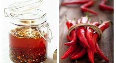 Spravte si olej z čili papričiek a spoznajte jeho liečiace účinky! | Domáca Medicína