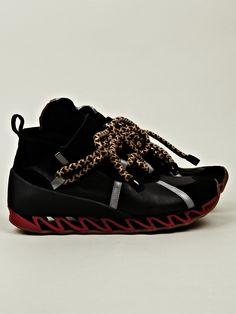 sale retailer f00d1 71a9f Bernhard Willhelm x Camper Together Sneakers Caravana
