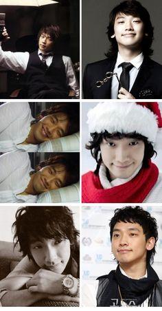 Jung Ji Hoon... Rain