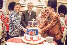 Celebrating Queen Elizabeth II's 90th Birthday in Jakarta | Jakarta Globe