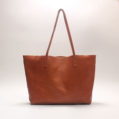 Handmade Women Fashion Leather Tote Bag Shoulder Bag Shopper Bag Overview: Design: Fashion & Modern Leather Women Large Tote BagIn Stock: days For Leather Purses, Leather Handbags, Leather Diaper Bags, Minimalist Bag, Brown Leather Totes, Cow Leather, Shopper Bag, Leather Shoulder Bag, Shoulder Bags
