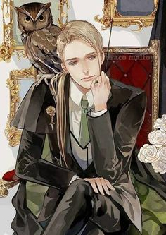 Harry Potter: The Slytherin Lord - Chapter 2 - Wattpad Harry Potter Fan Art, Harry Potter Anime, Harry Potter Fandom, Hot Anime, Anime Guys, Character Inspiration, Character Art, Slytherin, Hogwarts