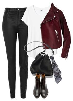 """""""Untitled #3602"""" by keliseblog ❤ liked on Polyvore featuring Topshop, J.Crew, 3.1 Phillip Lim, MANGO and Acne Studios"""