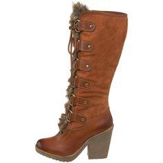 Lucky Women's Eve Fur Boot