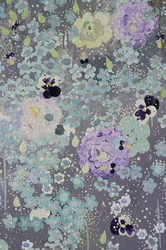 gray garden. Susan Homer