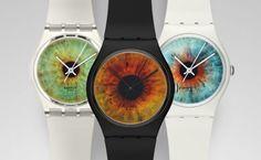 eye watch by Swatch&Rankin