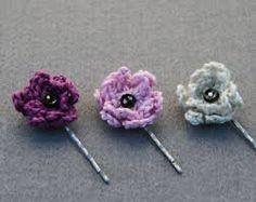 """Résultat de recherche d'images pour """"modèles boutons de fleurs crochet"""""""
