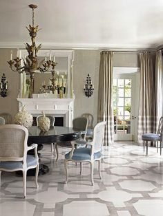Bonnie Williams Delaware Neoclassical Interiors