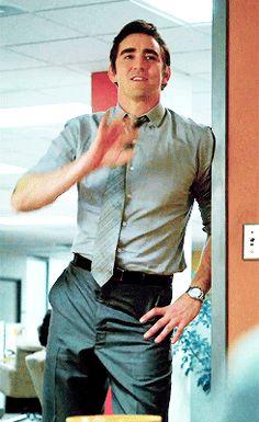 Halt and Catch Fire - Lee Pace as Joe MacMillan Most Beautiful Man, Gorgeous Men, Beautiful People, Oklahoma, Lee Pace Thranduil, Michael Fassbender, Attractive Men, Lotr, The Hobbit