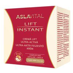 Pentru comenzi online: http://www.farmec.ro/produse/criterii-105-aslavital-lift-instant/1.html