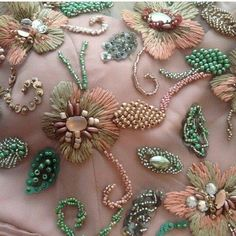 Image result for tambour embroidery plastic beads