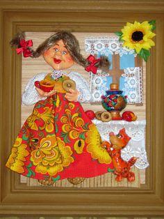 Фотография Russian Art, Mosaic, Projects To Try, Ceramics, Frame, Illustration, Painting, Home Decor, Handmade Frames