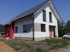 Blog MojaBudowa.pl Dom DOM W OSTRÓŻKACH 4 buduje ostrozki - internetowy dziennik budowy, katalog firm budowlanych