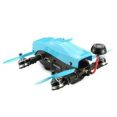 Eachine Racer 180 Tilt Rotor FPV Drone F3 350mW 5.8G 40CH VTX w/ I6 RTF(20% off coupon code:RA180) Sale - Banggood.com
