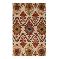 I pinned this Latika Rug from the Best-Selling Rugs event at Joss and Main!