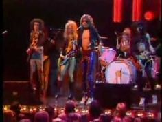 New York Dolls - Personality Crisis, live on Burt Sugarman's The Midnight Special, 1973