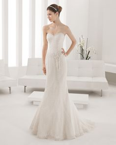 8B115 PALMA | Wedding Dresses | 2015 Collection | Alma Novia