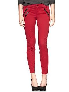Super skinny zipper twill pants | Gap  http://www.gap.com/browse/product.do?cid=91423=1=447344002