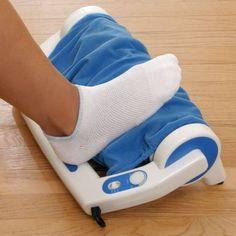 The Kneading Foot Massager - GadgetList