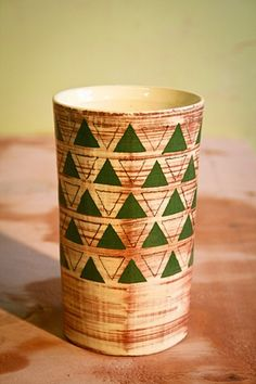 alex reed - earthenware, from Alfred