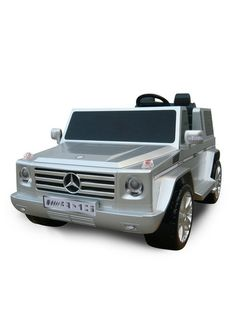 For Real. Mercedes G55 Ride-On