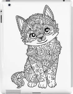 Coloring Pictures Of Animals, Zoo Animal Coloring Pages, Dog Coloring Page, Coloring Pages For Girls, Cute Coloring Pages, Mandala Coloring Pages, Coloring Pages To Print, Christmas Coloring Pages, Coloring For Kids