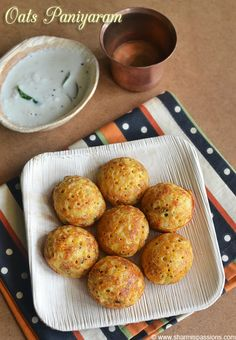 I wanted to try Oats Paniyaram after trying oats kozhukattai, A year when I tried oats paniyaram , it became so sticky inside and I was not satisfied at all so didn't post it here.I was little hesitant to try after that.After few months, I saw this recipe, I gave a try as I was...Read More »