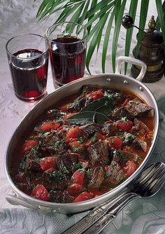 Our popular recipe for beef in tomato sauce and more than other free recipes at LECKER. Grilling Recipes, Beef Recipes, Yummy Recipes, Austrian Cuisine, Just Eat It, Sauce Tomate, Always Hungry, Pampered Chef, Popular Recipes