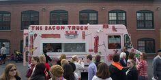 Bacon Truck - Sowa open market Boston