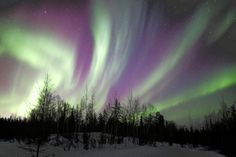 See the Northern Lights in These States on New Year's Eve