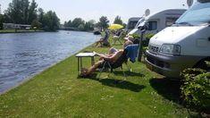 Camperpark Kuikhorne | Camperplaatsen aan het water in Friesland