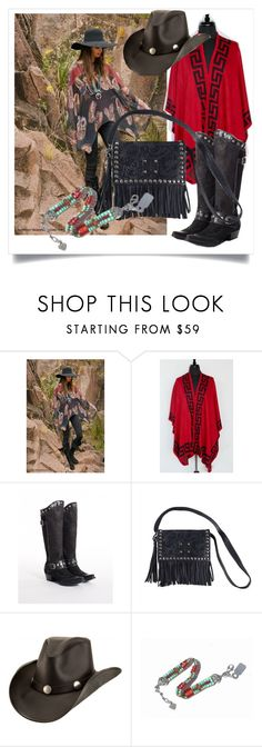 """""""SHOP - Cowgirl Kim Unique Western Chic"""" by cowgirlkim ❤ liked on Polyvore"""