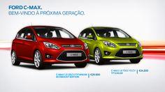 Carros Ford - C-MAX Ecoboost Edition e TITANIUM