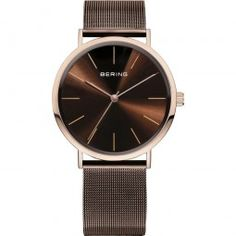 Bering Classic Collection Damenuhr 13436-265