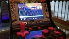 Bad Dudes Micro Player Arcade Cab Review - Pixelated Gamer: My Arcade produces many retro gaming goodies that include controllers,…