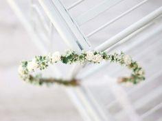 Blumen im Haar / Blumenkrone / Blumenkranz