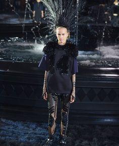 Mercredi 2 octobre, 10h : Défilé Louis Vuitton